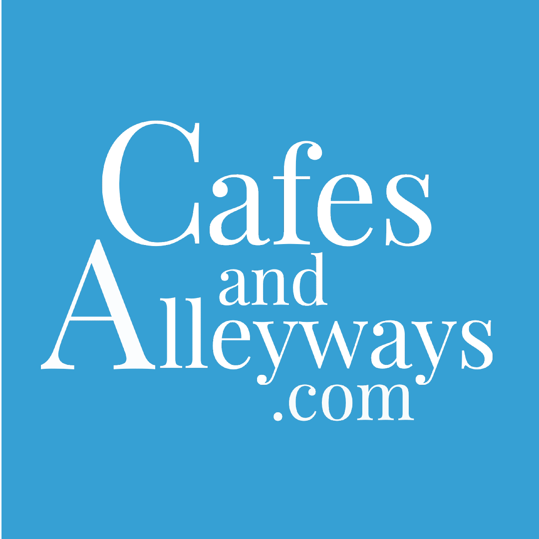 cafes and alleyways logo