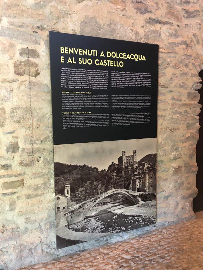 castellodoria-welcomesign-italian