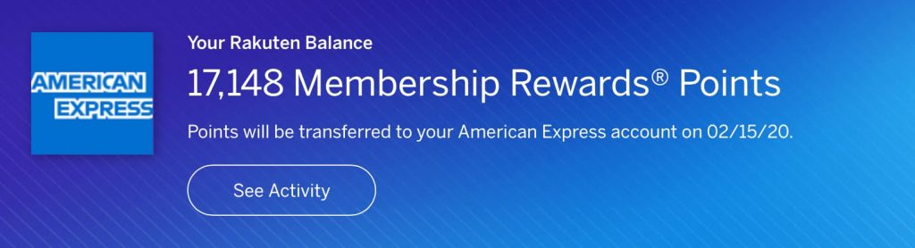 Rakuten-membership-rewards-points