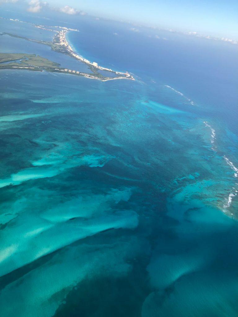 Cancun-mexico-aerial-view