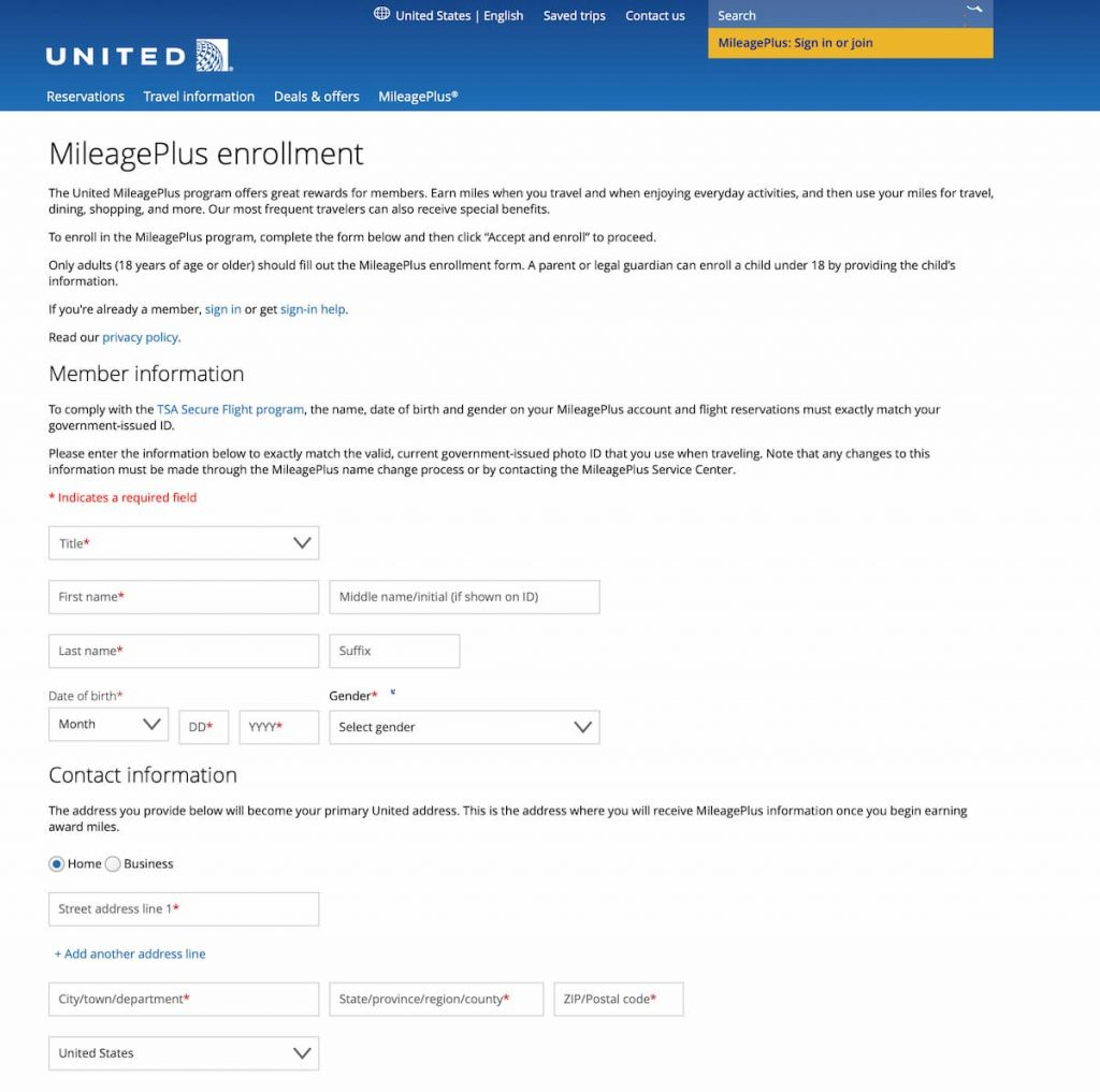 Unitedfrequentflyer