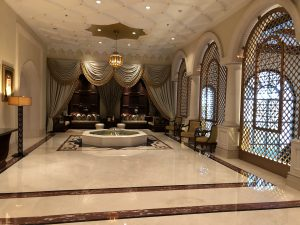 Ritz Carlton Dubai- Review of Room and Hotel Grounds