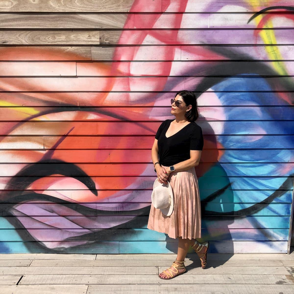 La Mer Beach Street Art – Dubai