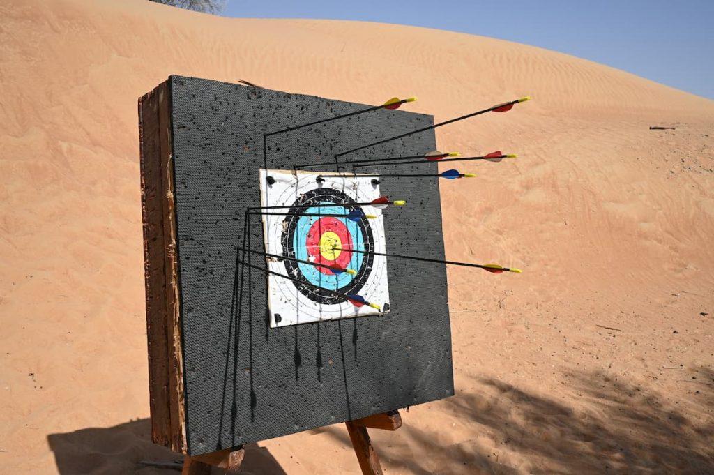 archery al maha dubai