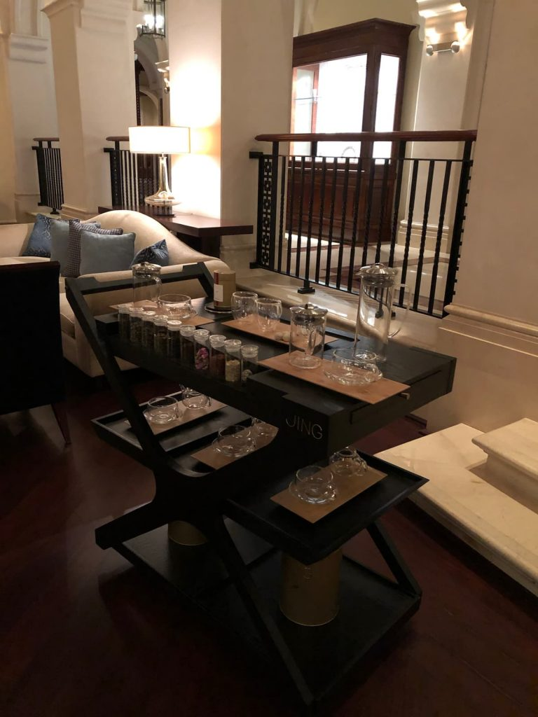 ritz-carton-dubai-tea-cart-lobby-lounge