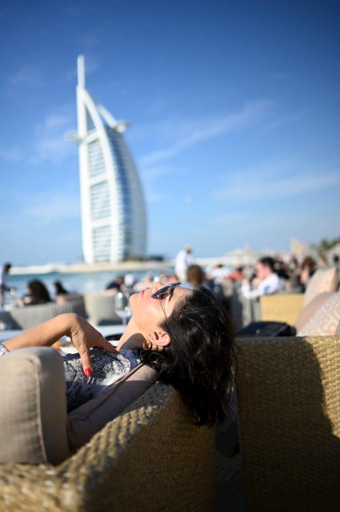 Burj-al-arab-shimmers-beach-lounge