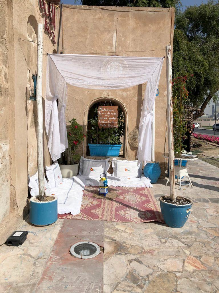 arabian-tea-house-dubai-outside-vinette
