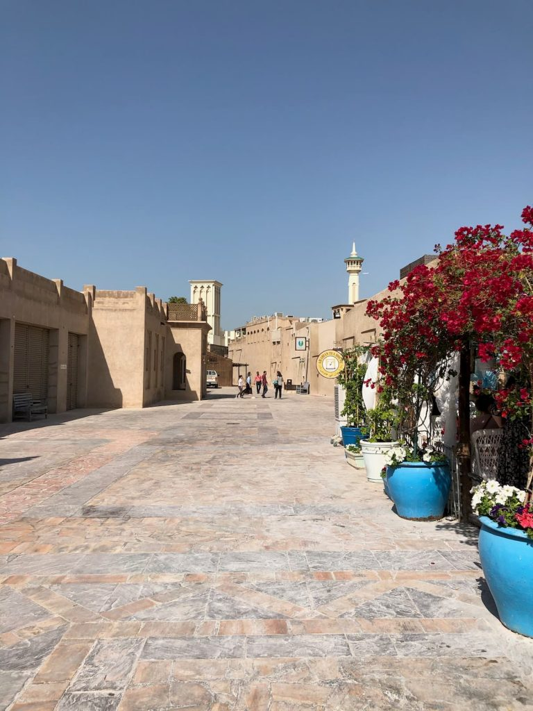 arabian-tea-house-walkway-dubai-art-district