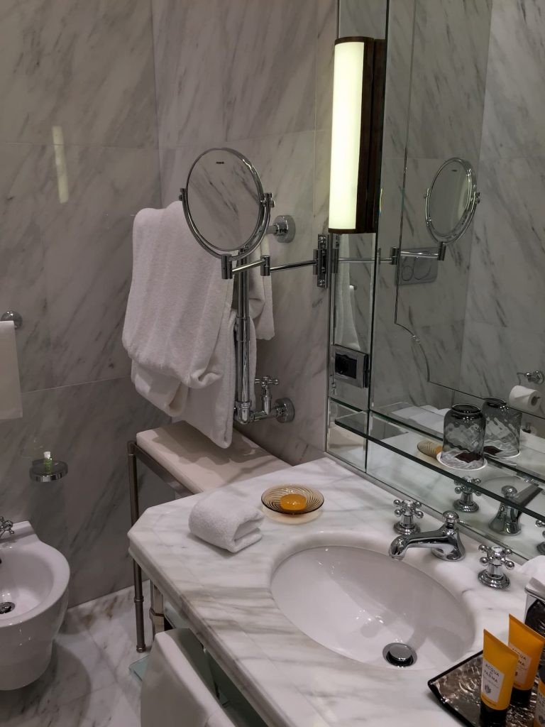 Gritti Palace Bathroom 3