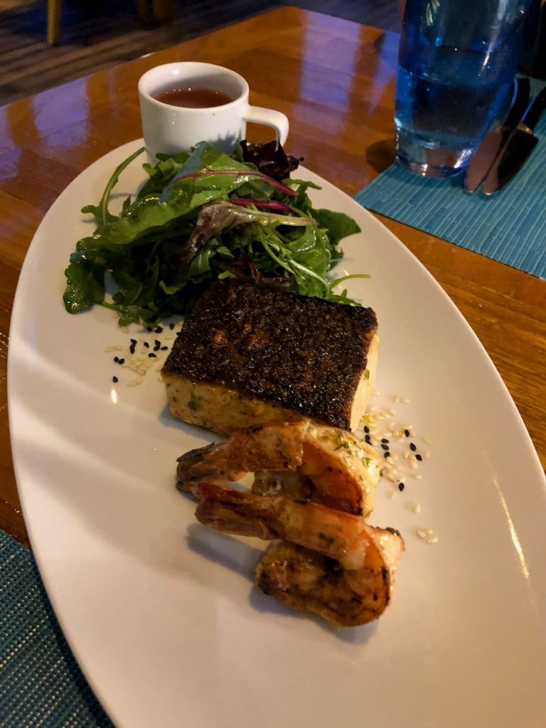 fish-shrimp-mandhoo-conrad-maldives-salad