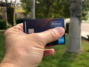 Keep or Cancel our American Express Hilton Aspire credit card?