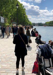 Canal de L'Ourcq, Paris
