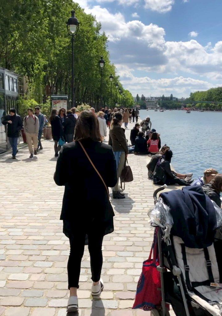 Canal de L'Ourcq Paris