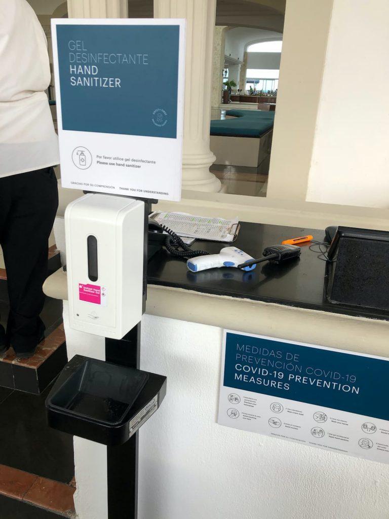 Covid Testing Cancun Zilara