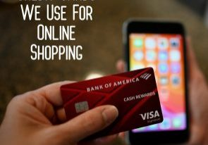 credit card online shopping points miles